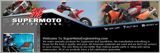 Supermoto Engineering - San Carlos, California